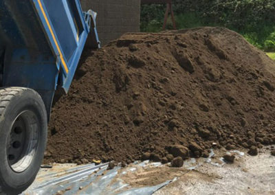 Very good top soil for sale