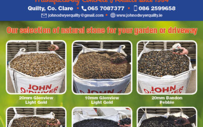 Natural Stone for your Garden or Driveway